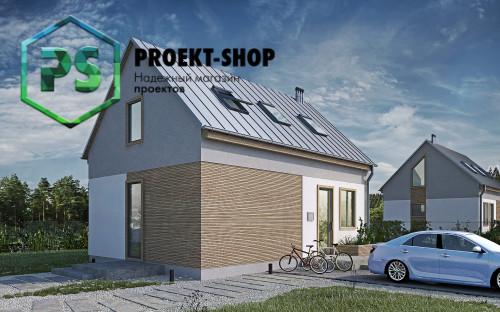 Типовой проект жилого дома 4-2377