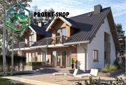 Типовой проект жилого дома 4-238