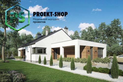 Типовой проект жилого дома 4-2390
