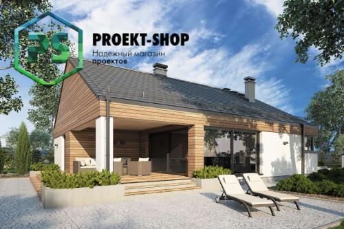 Типовой проект жилого дома 4-2392