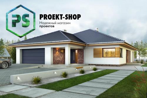Типовой проект жилого дома 4-2396