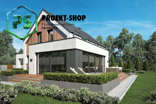 Типовой проект жилого дома 4-2402