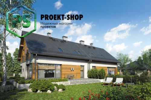 Типовой проект жилого дома 4-2404