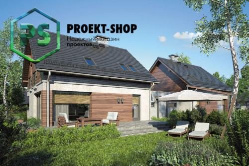 Типовой проект жилого дома 4-2405
