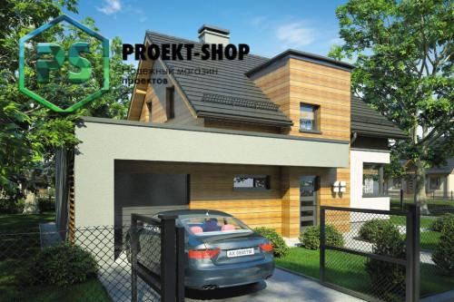 Типовой проект жилого дома 4-2406