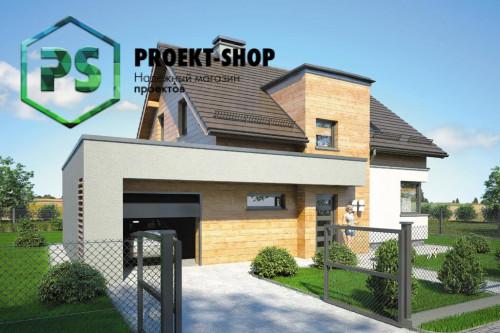 Типовой проект жилого дома 4-2407