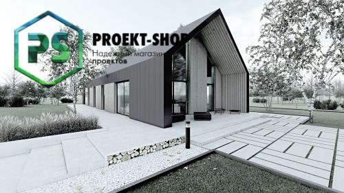 Типовой проект жилого дома 4-2421