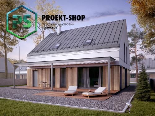 Типовой проект жилого дома 4-2425