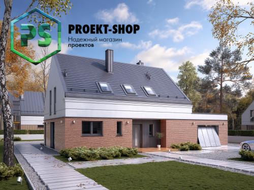 Типовой проект жилого дома 4-2426