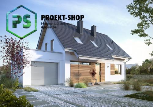 Типовой проект жилого дома 4-2443