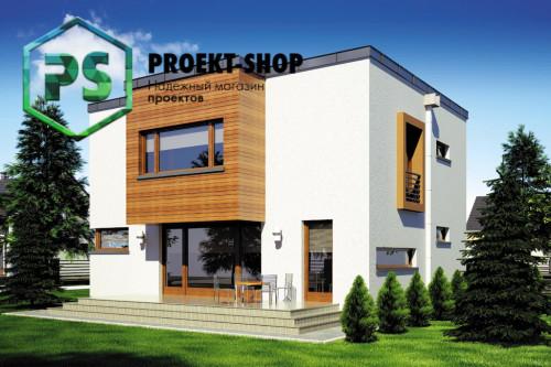 Типовой проект жилого дома 4-2448