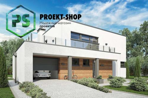 Типовой проект жилого дома 4-2449