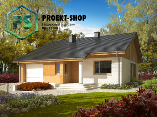 Типовой проект жилого дома 4-2455
