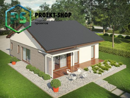 Типовой проект жилого дома 4-246