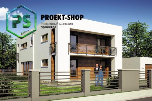 Типовой проект жилого дома 4-2462