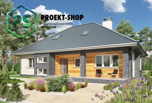 Типовой проект жилого дома 4-2465