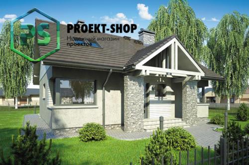 Типовой проект жилого дома 4-2475