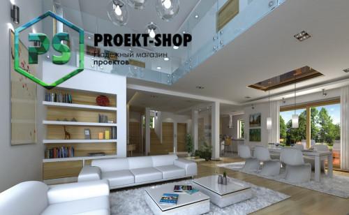 Типовой проект жилого дома 4-2488