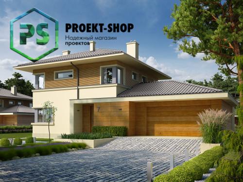 Типовой проект жилого дома 4-2498