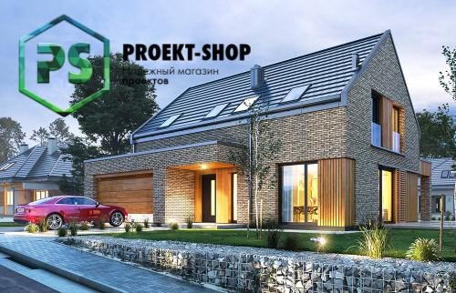 Типовой проект жилого дома 4-2533