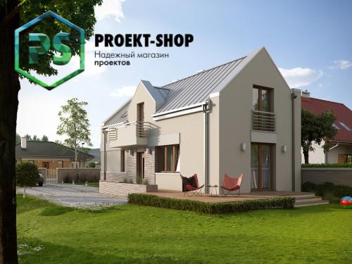 Типовой проект жилого дома 4-2538