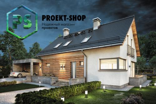 Типовой проект жилого дома 4-2547