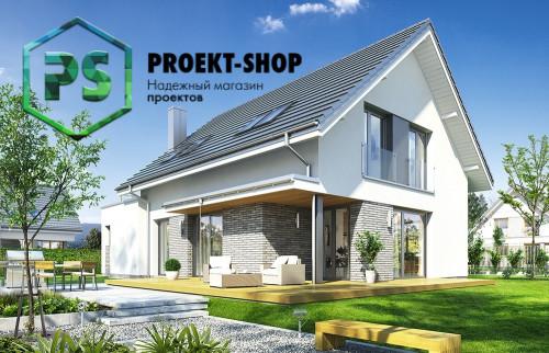 Типовой проект жилого дома 4-2551