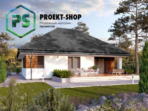 Типовой проект жилого дома 4-256