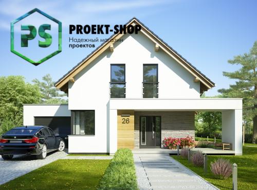 Типовой проект жилого дома 4-257