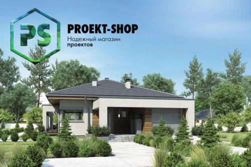 Типовой проект жилого дома 4-2574