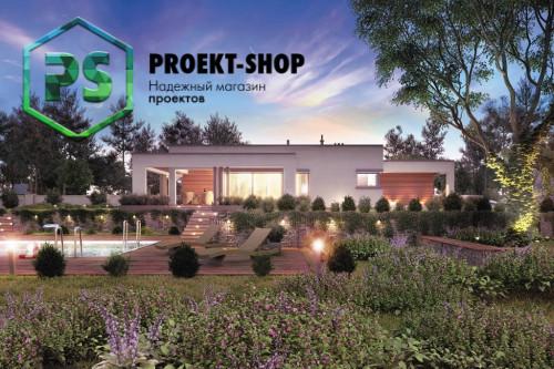 Типовой проект жилого дома 4-2577