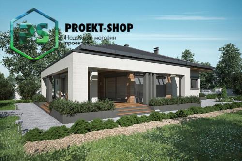 Типовой проект жилого дома 4-2579