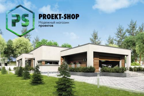 Типовой проект жилого дома 4-2580