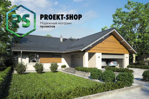 Типовой проект жилого дома 4-2595