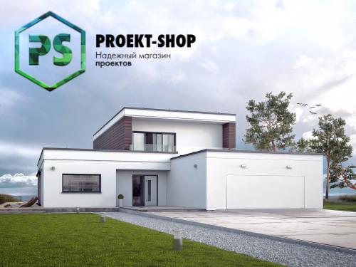 Типовой проект жилого дома 4-260