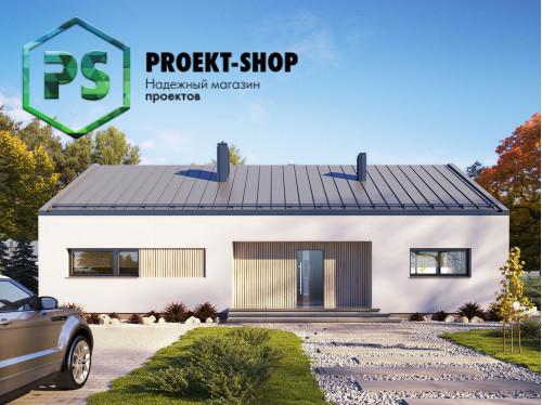 Типовой проект жилого дома 4-2600