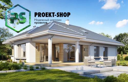 Типовой проект жилого дома 4-2606