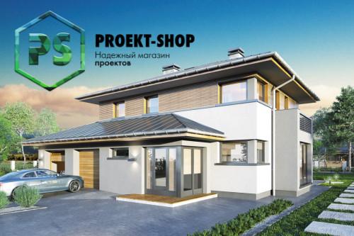 Типовой проект жилого дома 4-2608