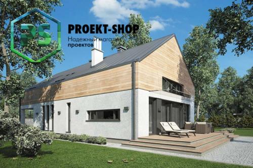 Типовой проект жилого дома 4-2609