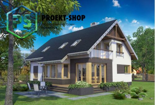 Типовой проект жилого дома 4-2617