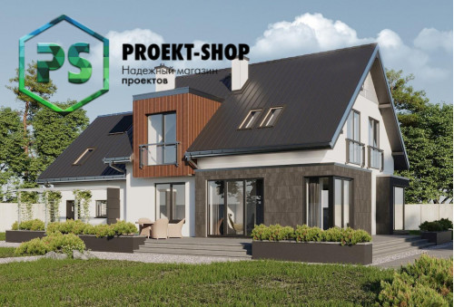 Типовой проект жилого дома 4-2631