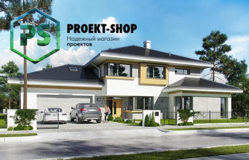 Типовой проект жилого дома 4-2643