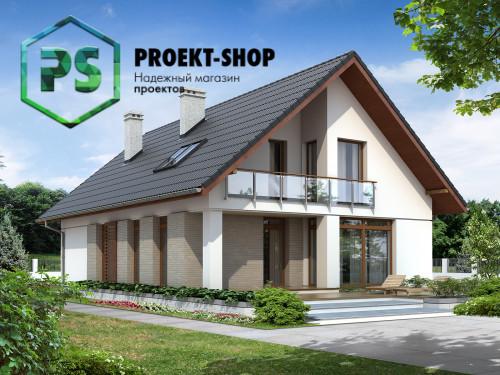 Типовой проект жилого дома 4-2650