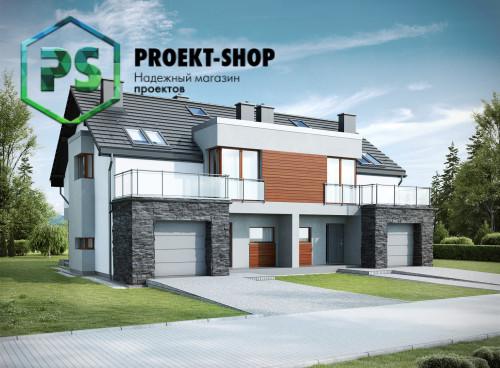 Типовой проект жилого дома 4-2676