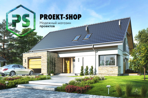 Типовой проект жилого дома 4-2678