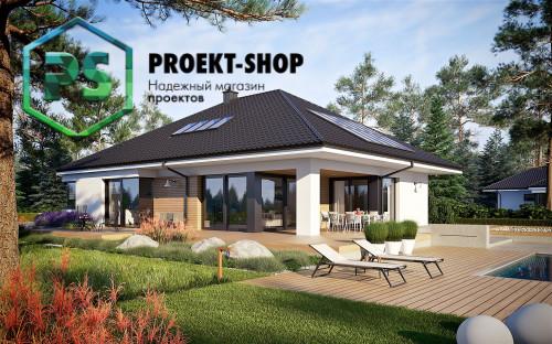 Типовой проект жилого дома 4-2680