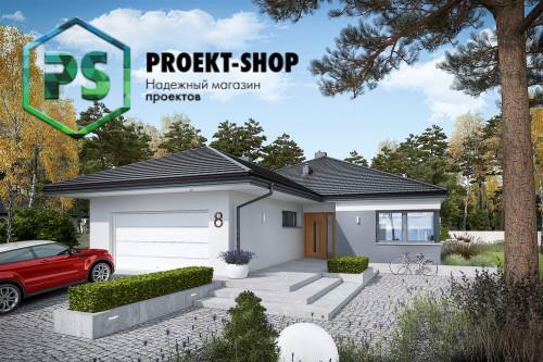 Типовой проект жилого дома 4-2681