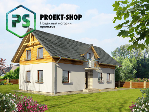 Типовой проект жилого дома 4-2684