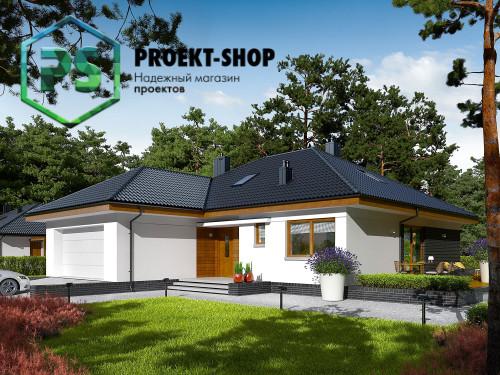 Типовой проект жилого дома 4-269