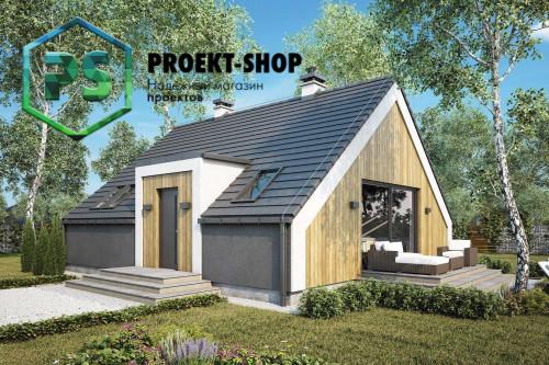 Типовой проект жилого дома 4-2691